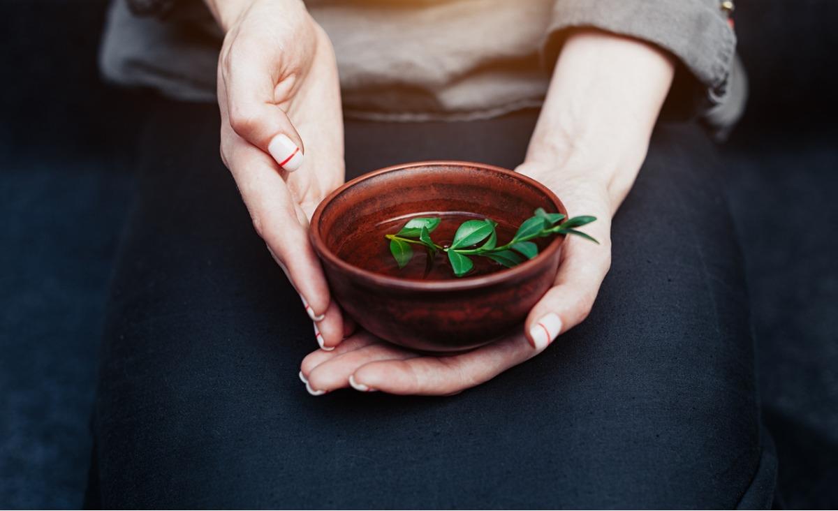 Herbata uczy spokoju