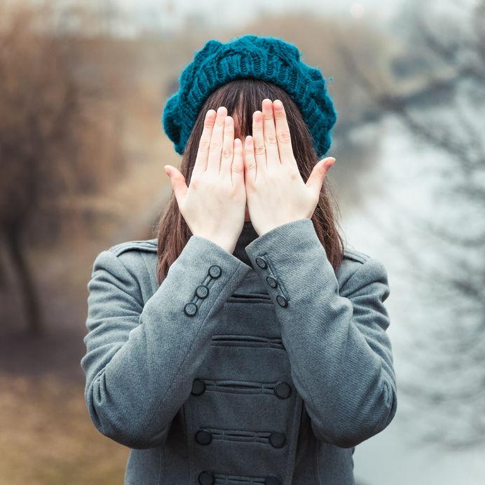 Dlaczego oczy nie lubią zimy?