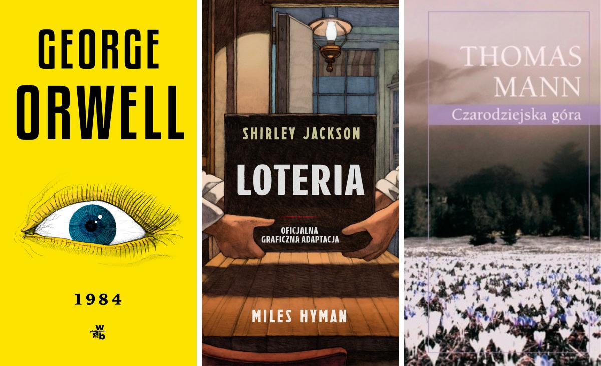 Klasyka literatury, czyli 5 książek, które warto przeczytać niezależnie od wieku