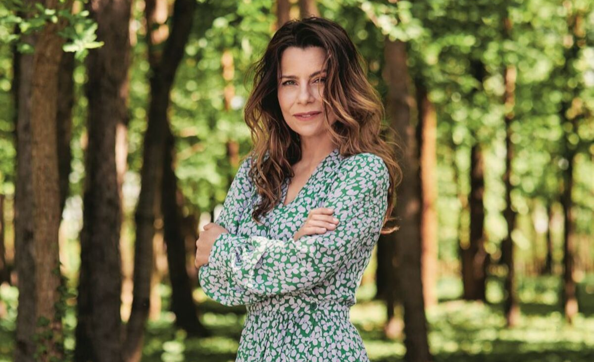Agata Kulesza: Dbam, aby moje życie nie polegało tylko na pracy