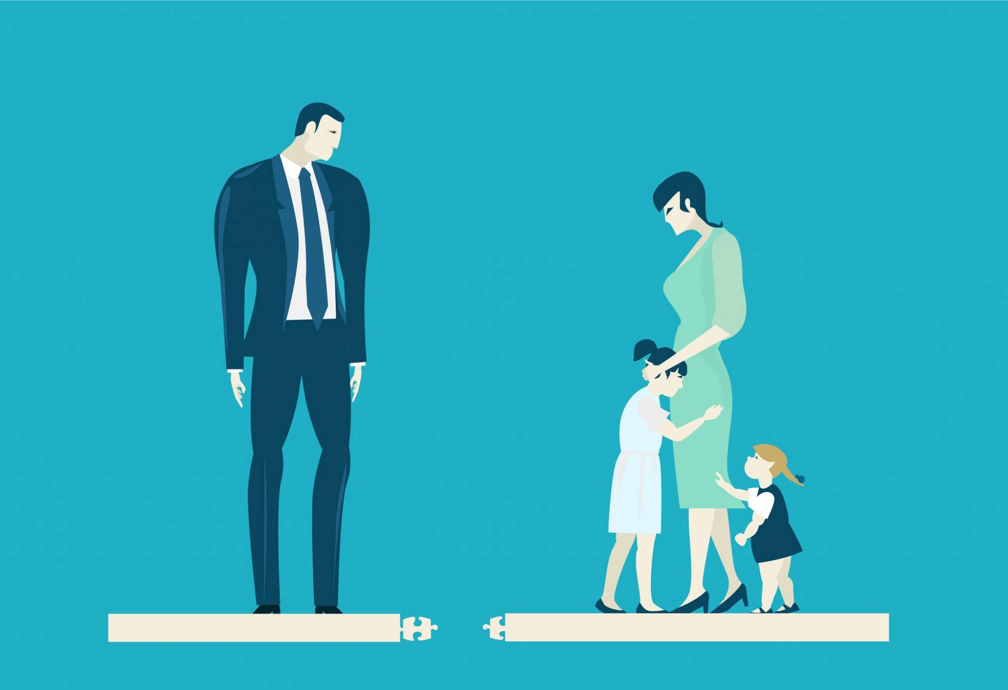 Rozwód - co zrobić, żeby dziecko nie stało się jego ofiarą?