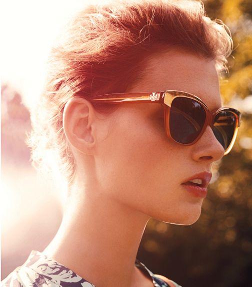 Tory Burch Sunglasses wiosna-lato 2013
