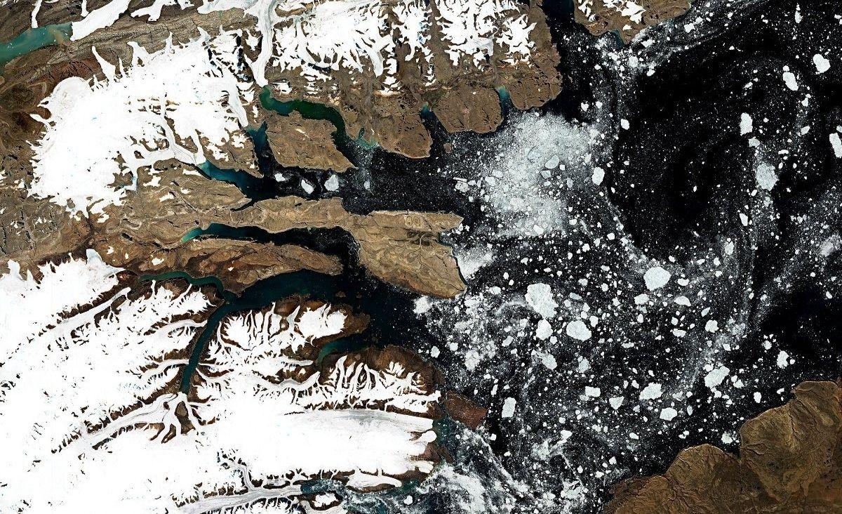 Najpiękniejsze zdjęcie Ziemi z kosmosu