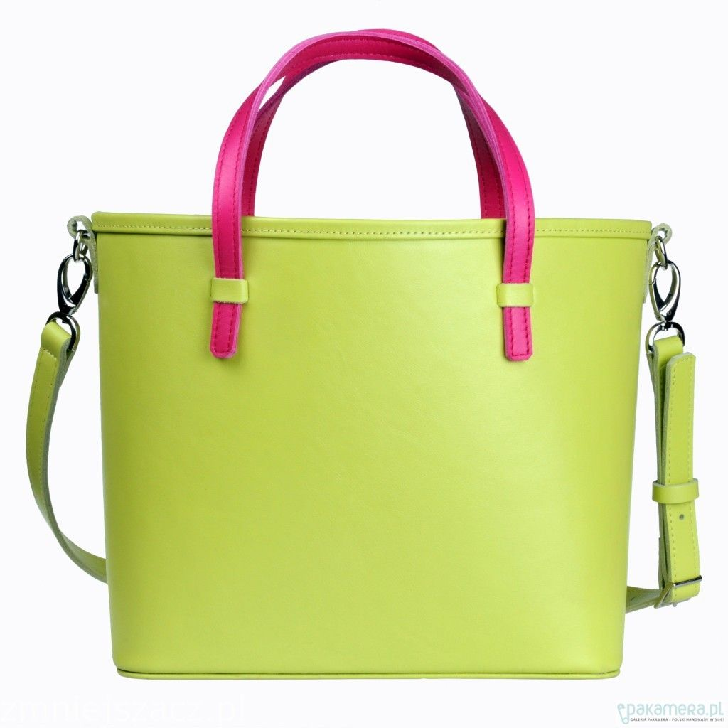 So Eve - neonowe Shopper Bag