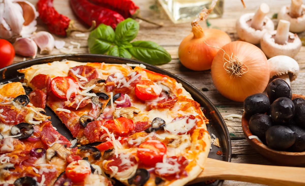 Fit pizza z patelni – hit czy kit?