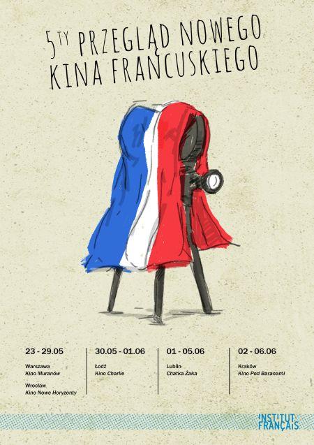 Najlepsze filmy z Francji na 5.Przeglądzie Nowego Kina Francuskiego