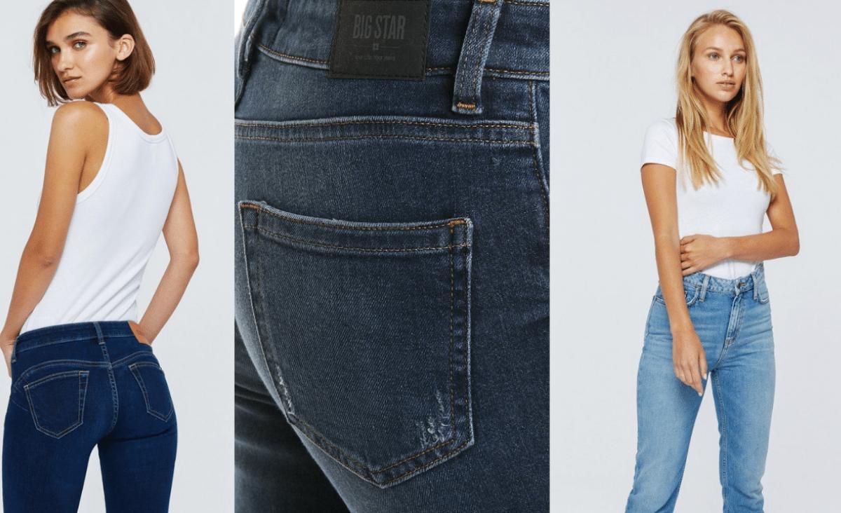 Jeansy na każdą kobiecą figurę - jak dopasować model do swojej sylwetki?