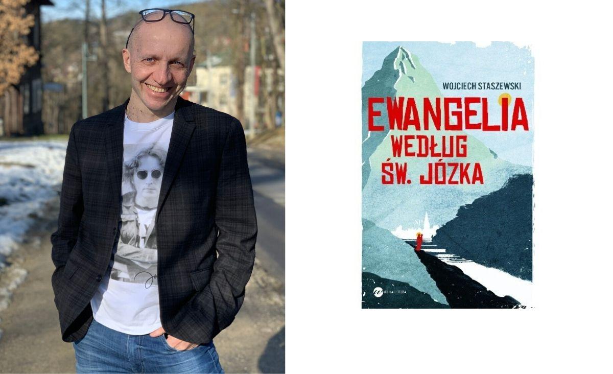 Ewangelia z Podhala w nowej książka Wojtka Staszewskiego