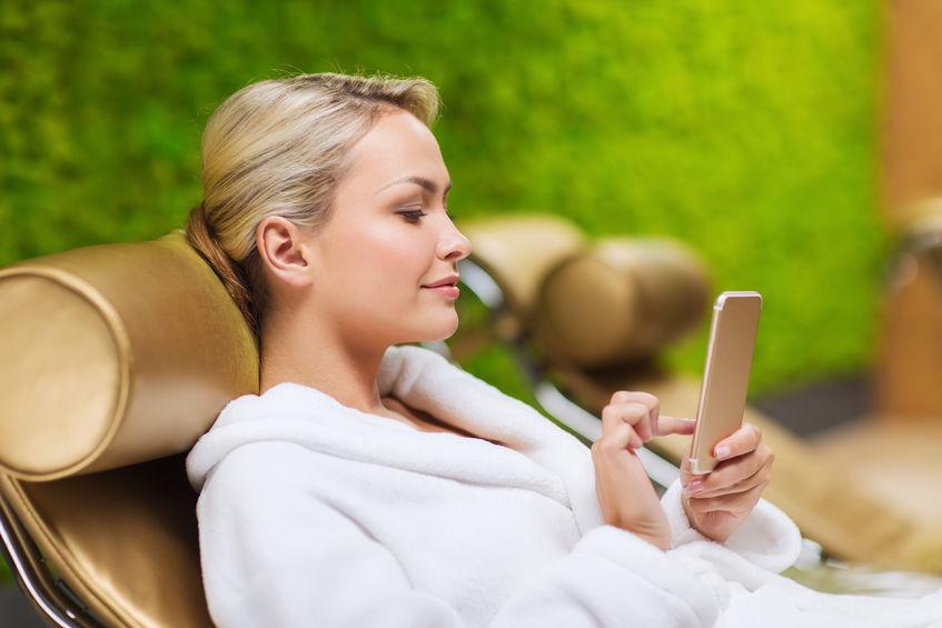 Na stres - nowe technologie