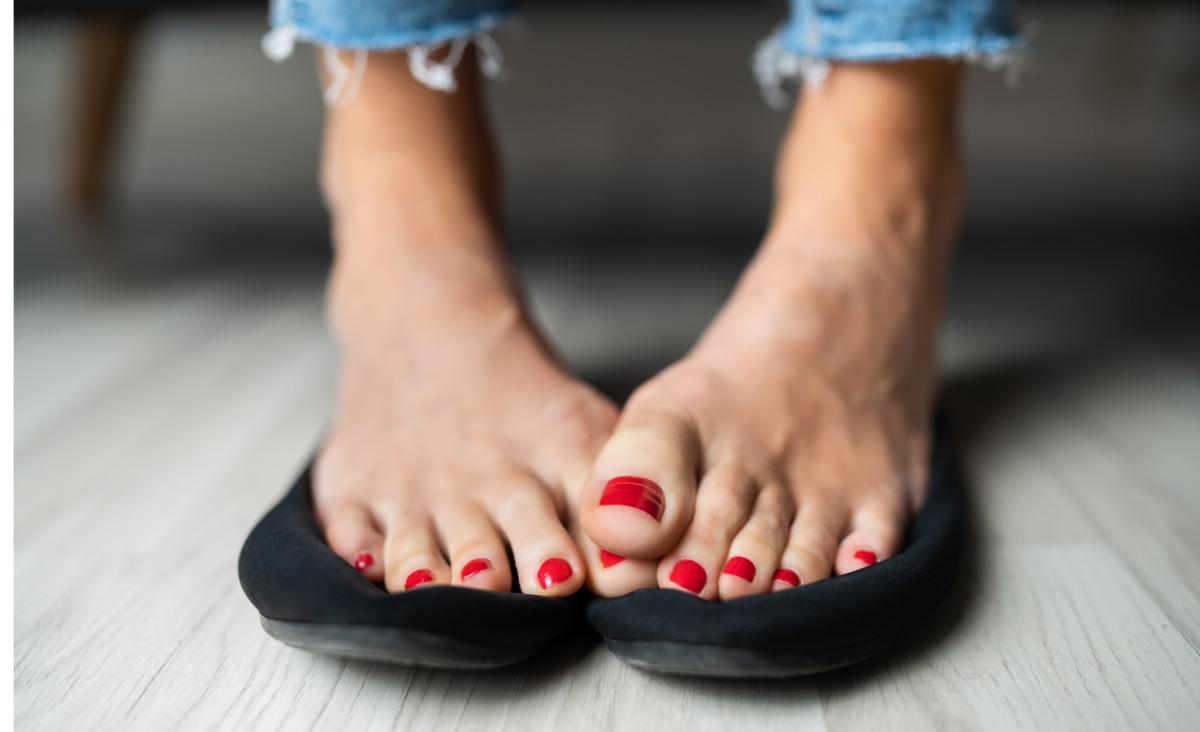 Ćwiczenia na zdrowe stopy