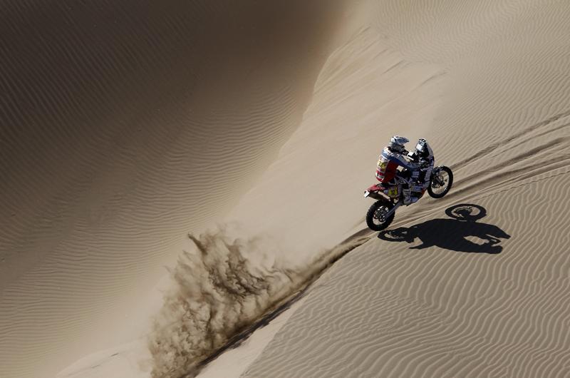 Rajd Dakar 2013
