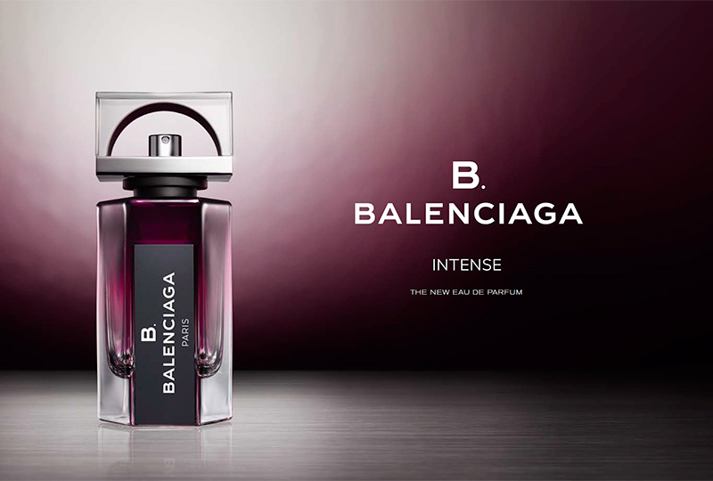 B.Balenciaga Intense: wibrujący, bogaty, intensywny