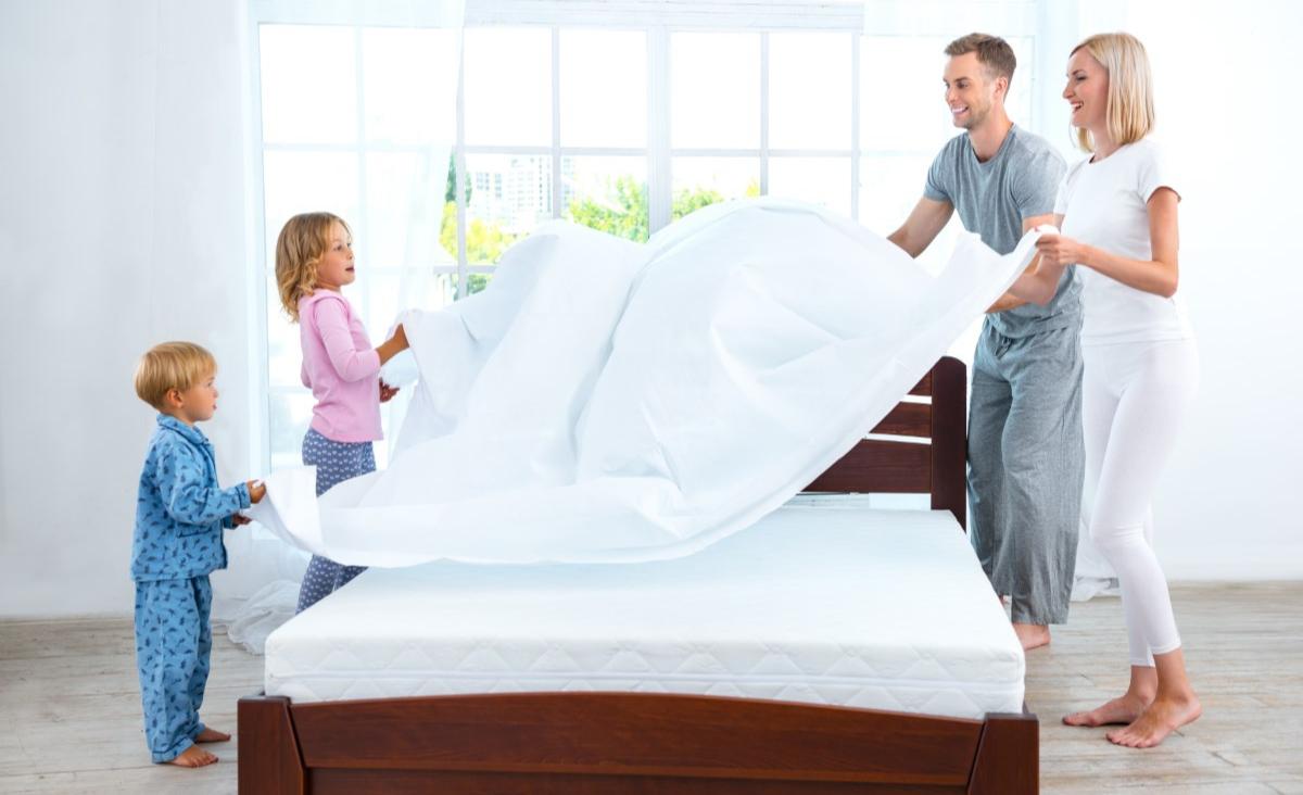 Jaki materac 100x200 wybrać do spania? Porównanie rodzajów materacy oferowanych przez Hilding Anders