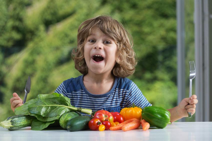 Zdrowe nawyki żywieniowe u dzieci
