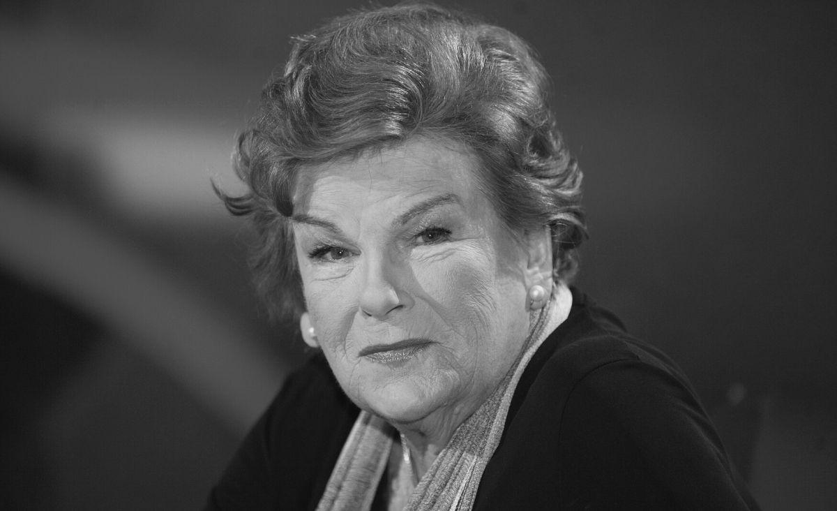 Nie żyje Maria Koterbska, legenda polskiej piosenki