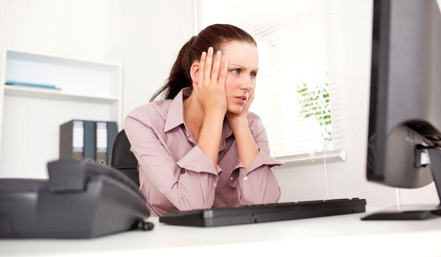 Stres związany z pracą. Ćwiczenie - jak sobie z nim radzić?