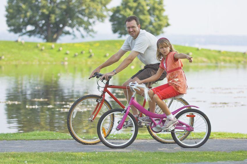 Polacy na rowerach - badanie CBOS