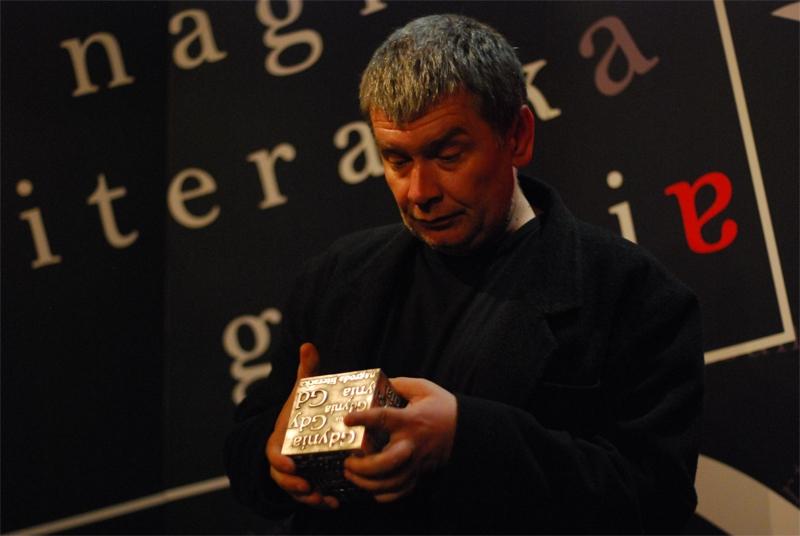 Wywiad z Marcinem Świetlickim