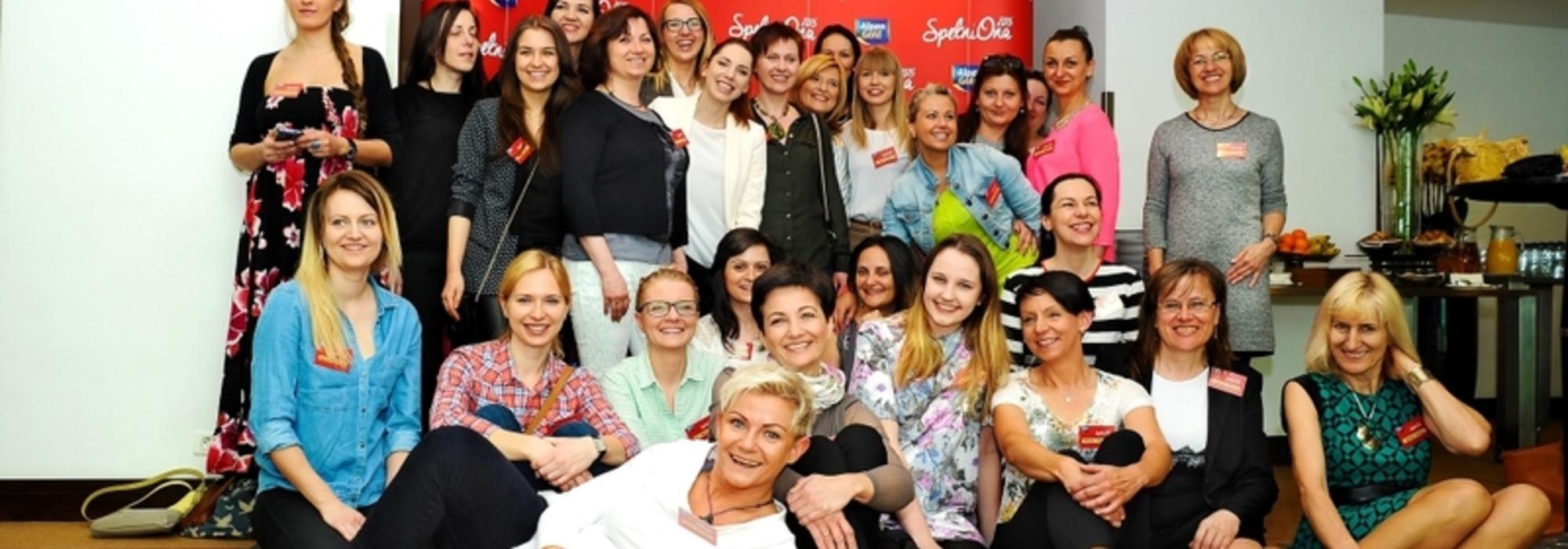 Kobiety mają prawo do szczęścia. Podsumowanie akcji SpełniOna 2015