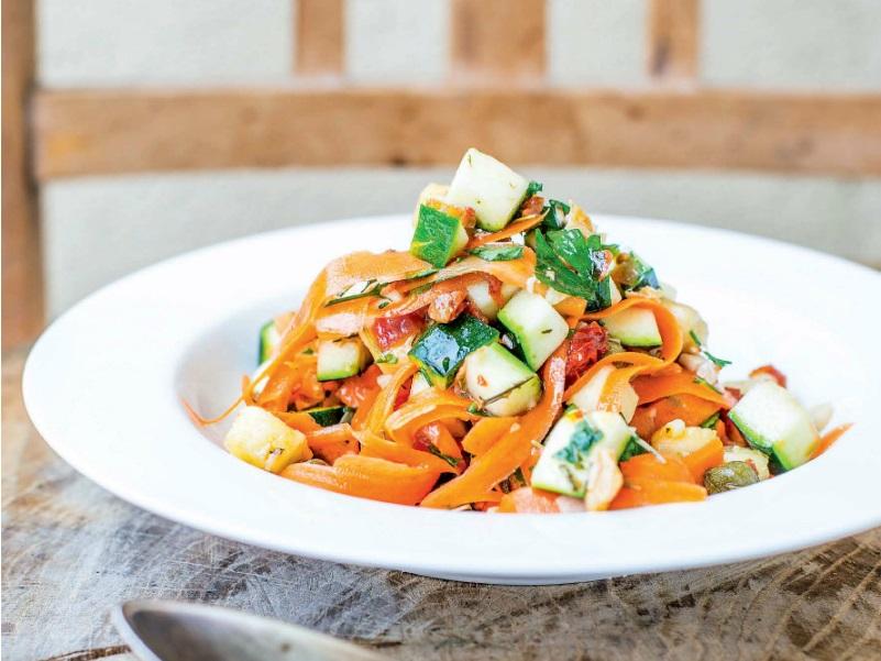 5 top przepisów z wykorzystaniem marchewki
