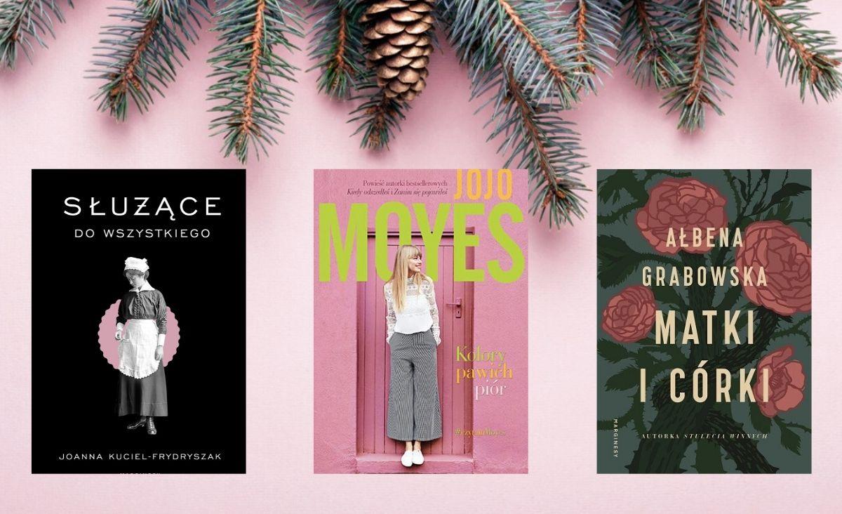 Książki na prezent dla kobiet