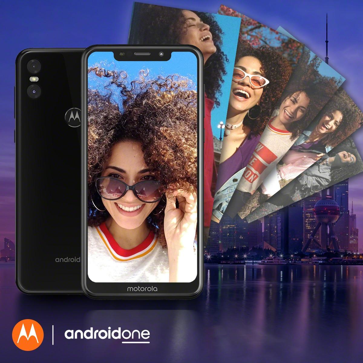 Motorola One - smartfon, który za Tobą nadąży