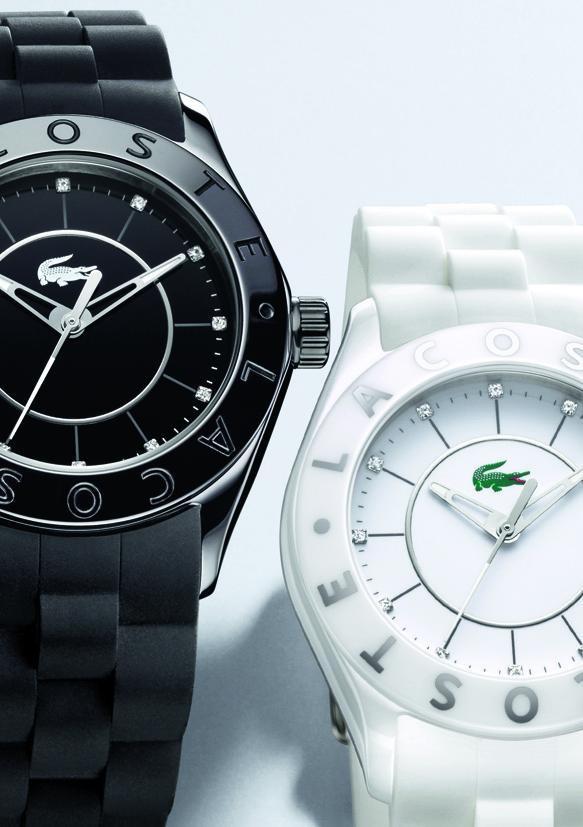 Modne zegarki z ceramiki