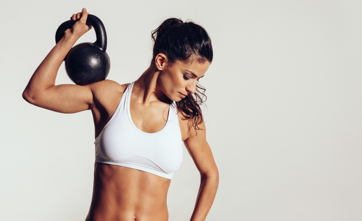 Siła fizyczna - przynosi spokój i dodaje pewności siebie