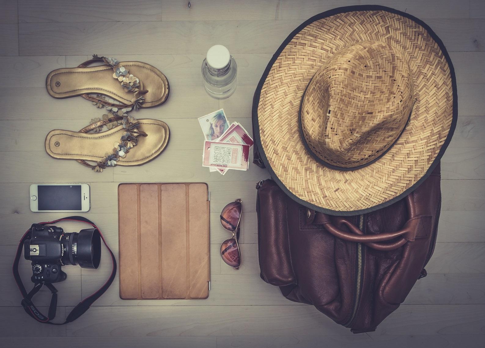 Jakie kosmetyki zabrać w podróż?