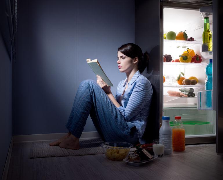Niedobór snu sprzyja otyłości