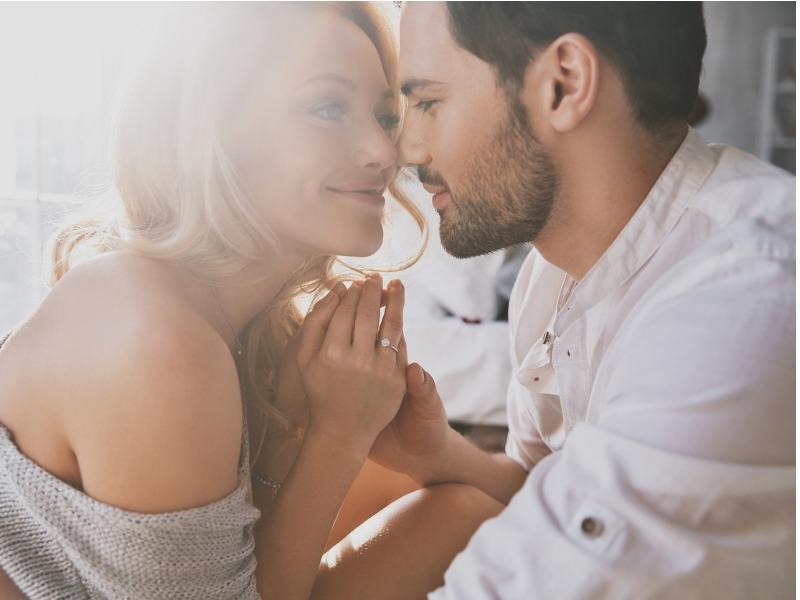 Czego mężczyzna chce od kobiety?