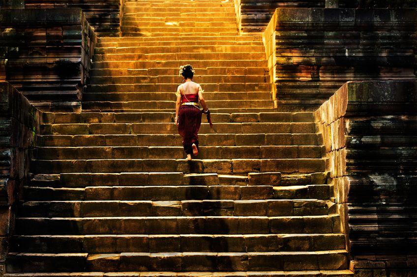 Zasada małych kroków w realizacji marzeń