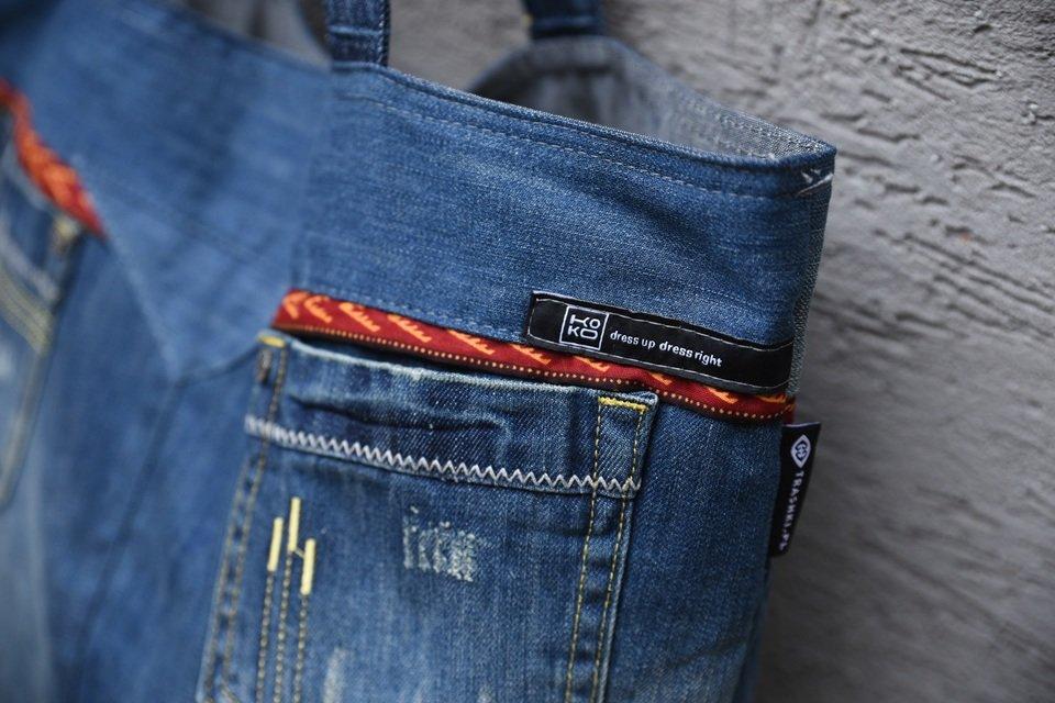 Jeansy + Recykling = Edukacja? Tak! Twoje stare spodnie mogą jeszcze czynić dobro!