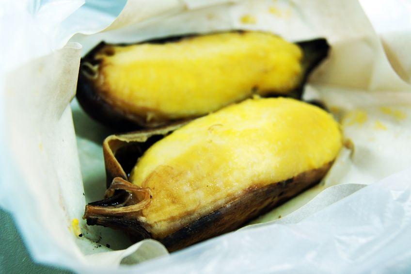 Grilowane banany