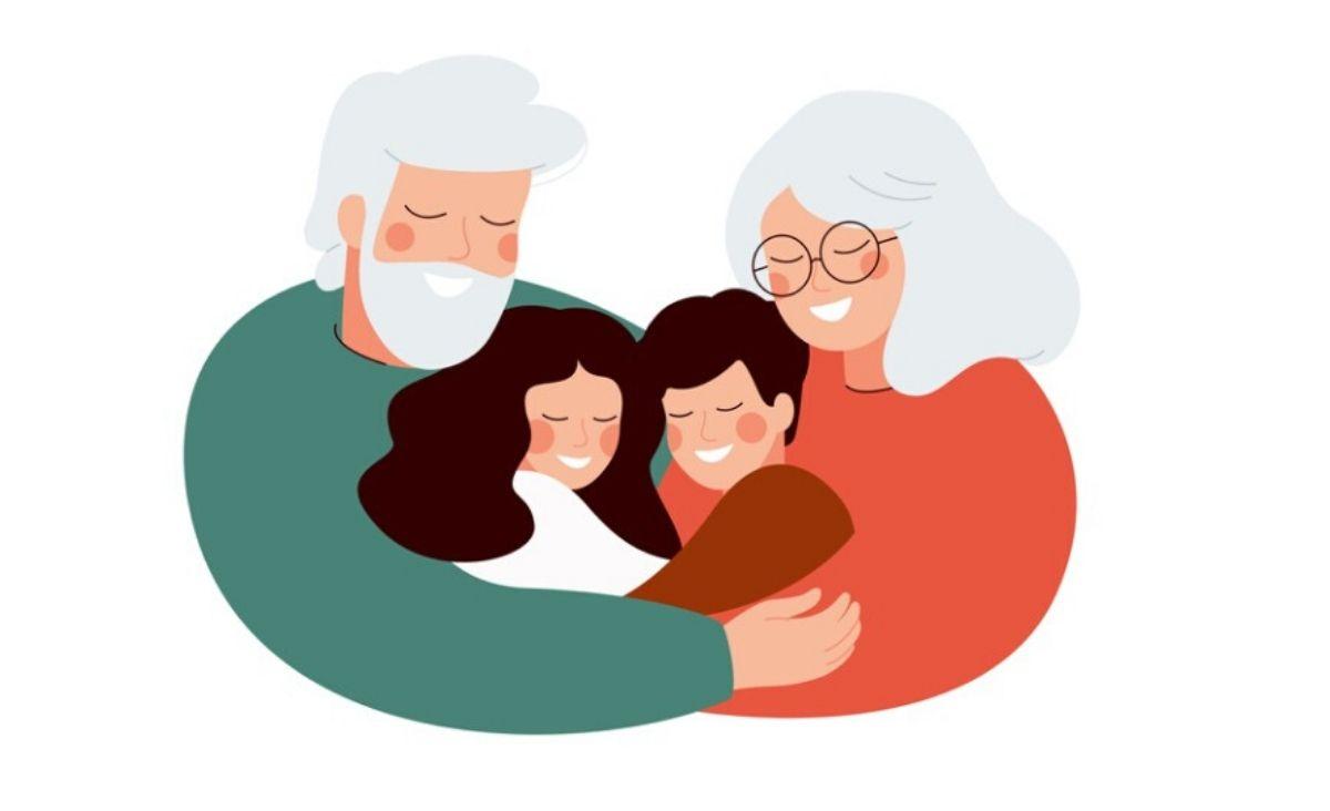 Dziadkowie - ważna rola w życiu każdego dziecka