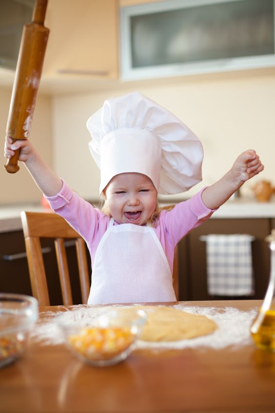 Sylwestrowe dania dla dzieci