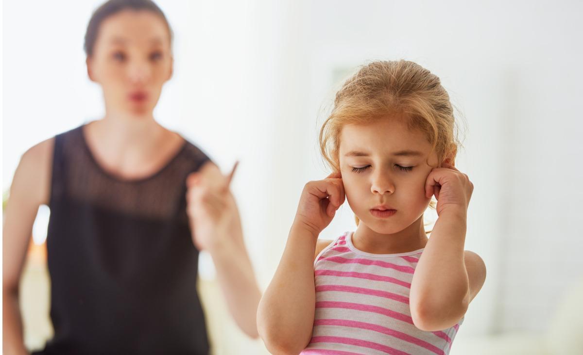 Zamkniętekoło - skutki krzyczenia na dziecko