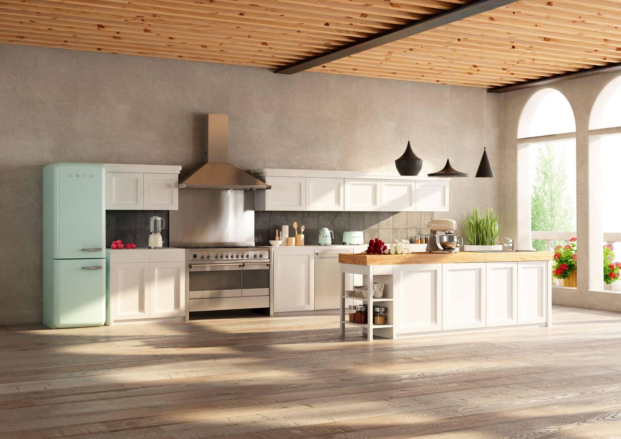 Co jest ważne przy projektowaniu kuchni?