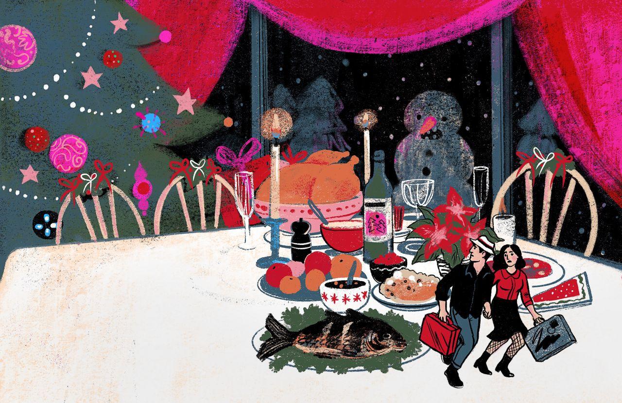 Święta - bliskość czy trauma?