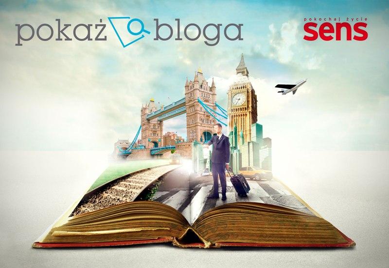 Bloguj sobie i innym! - Akcja z Wielkiej Brytanii