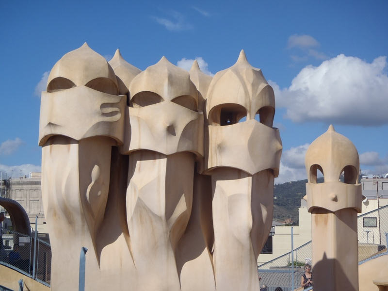 Antoni Gaudi i jego projekty