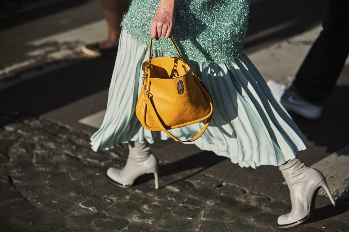 Plisowana spódnica - stylizacje na lato