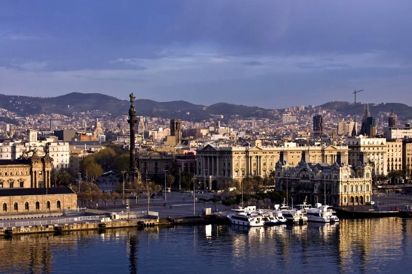 Pozytywna energia Barcelony