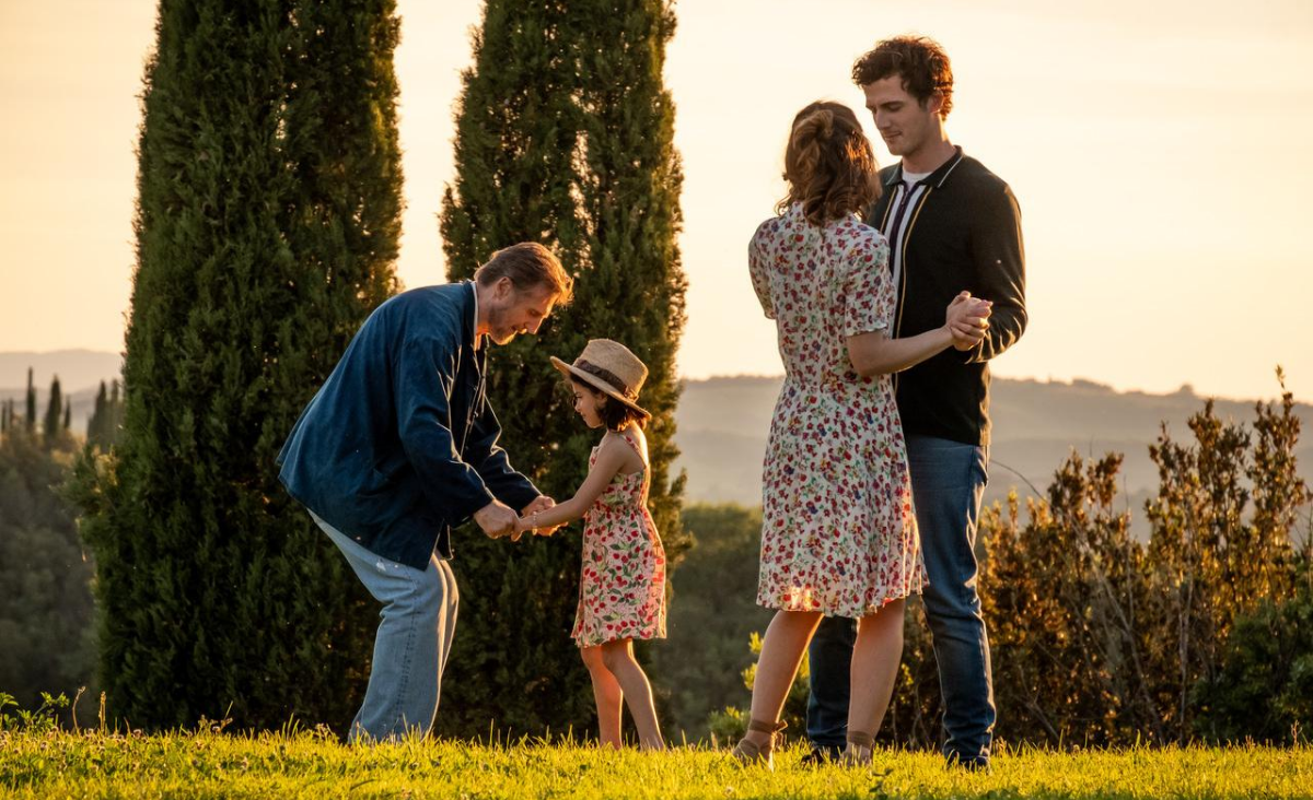 """Rozgrzewająca serce komedia """"Włoskie wakacje"""" z Liamem Neesonem już w kinach"""
