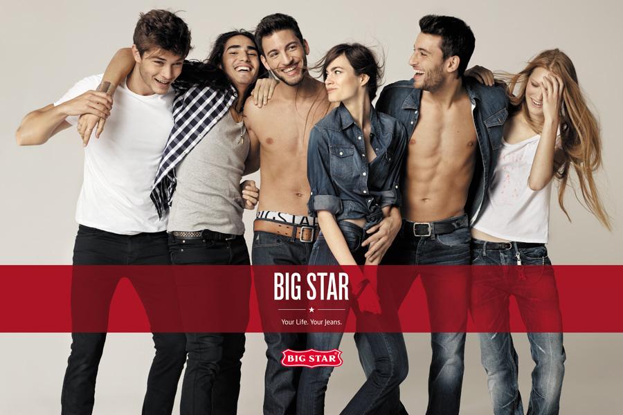Just Be Yourself – Big Star Kampania SS 2012