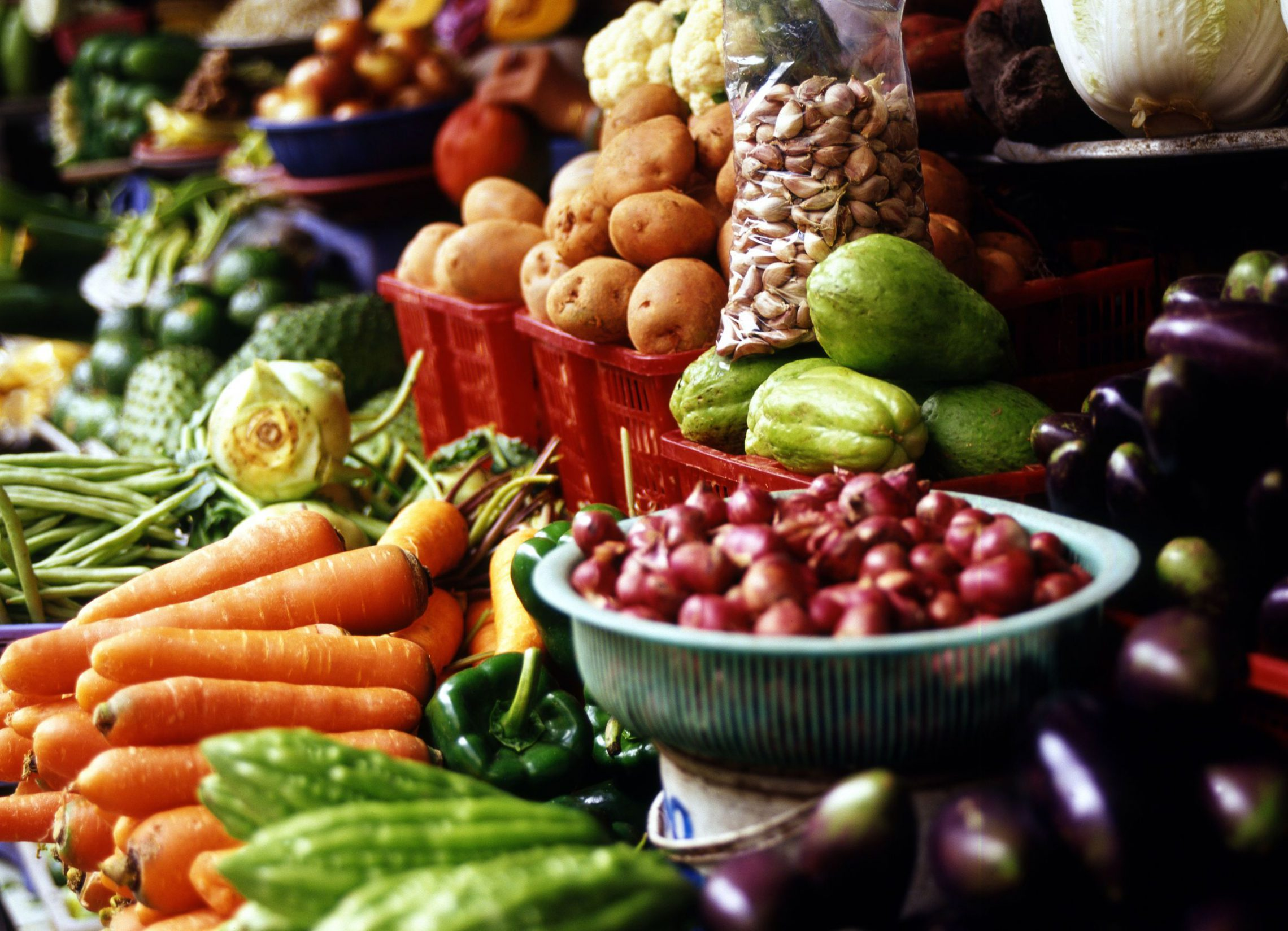 Polacy jedzą za mało owoców i warzyw!