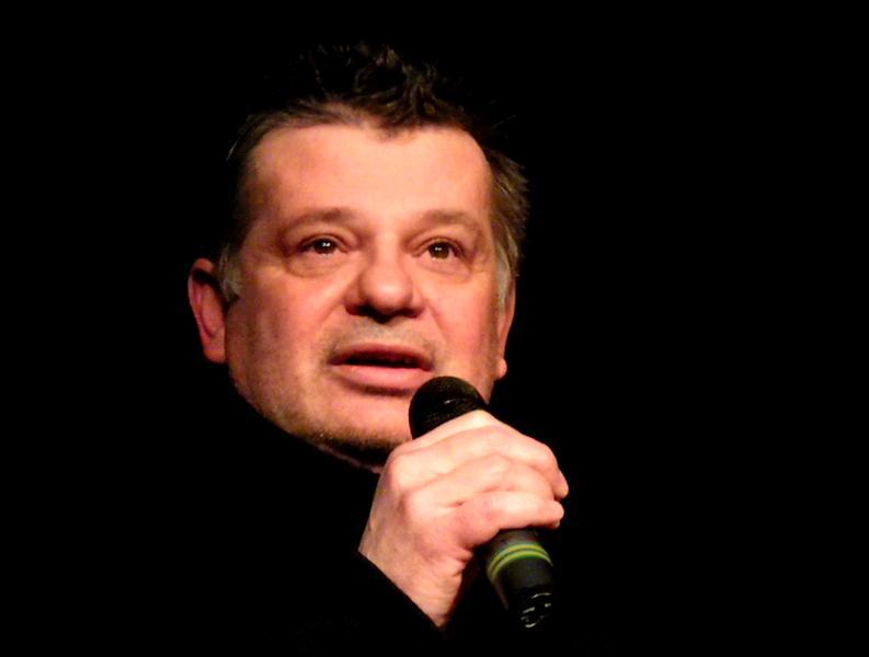 Krzysztof Globisz - Rozmowa o gonitwie pokoleń