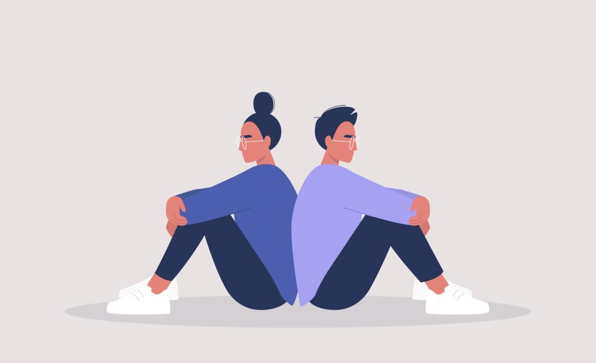 Obojętność w związku - sygnał, że relacja musi się transformować albo zakończyć