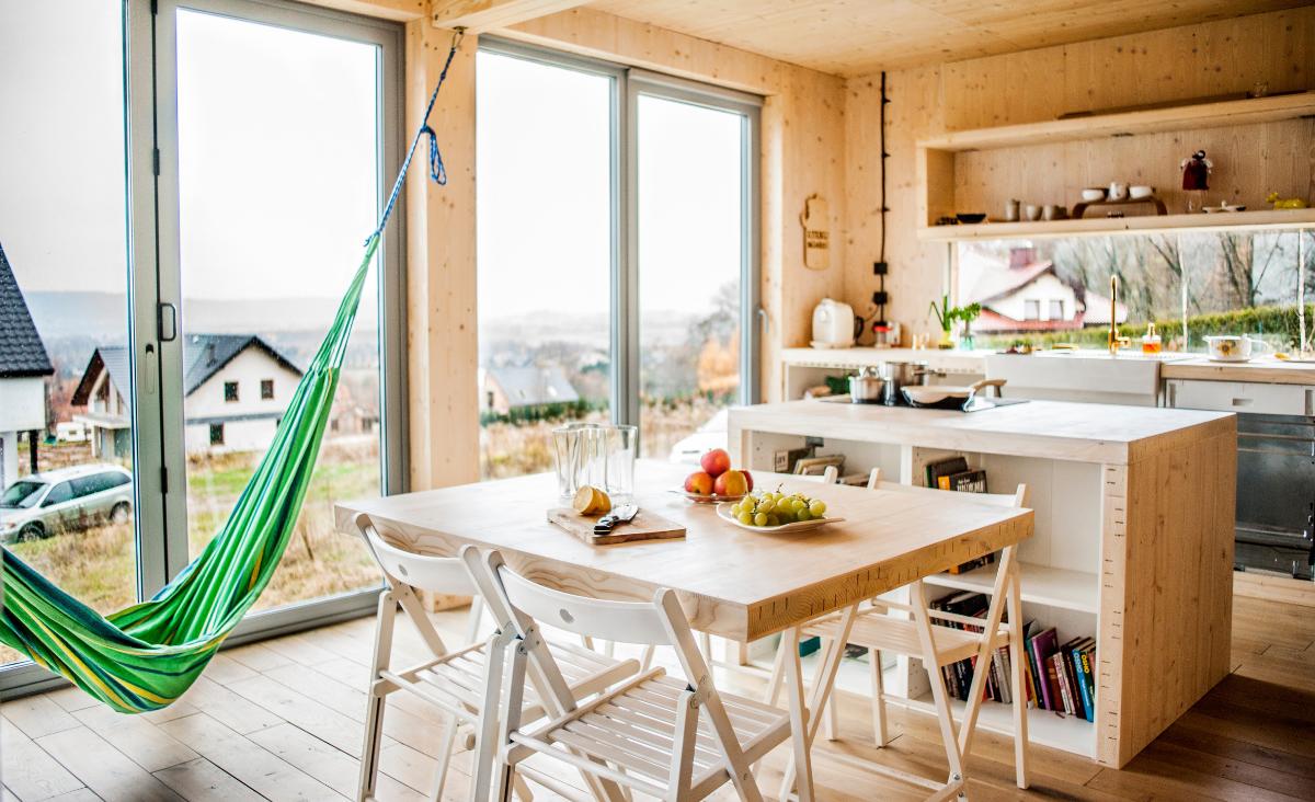 Jak urządzić dom w duchu idei slow - prosto, przyjemnie i na luzie