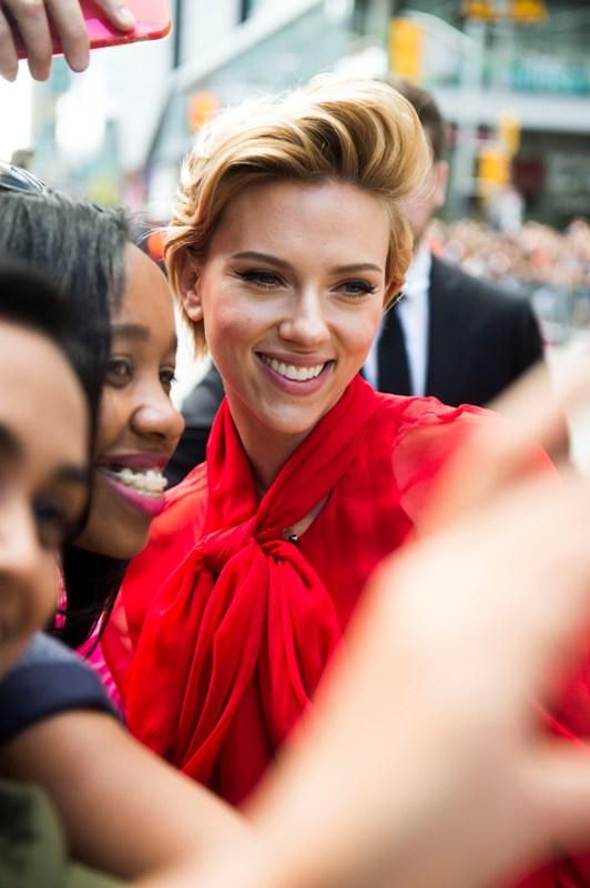Scarlett Johansson: Nie będę siedzieć cicho